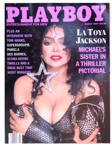 1989 March Playboy Magazine