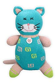 Joobles Organic Stuffed Animal - Kitty Katz