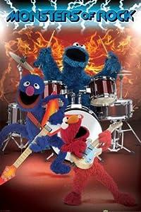 Sesame Street Monsters of Rock