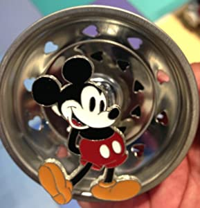 Disney Park Mickey Mouse Kitchen Sink Drain Strainer Plug Stopper NEW