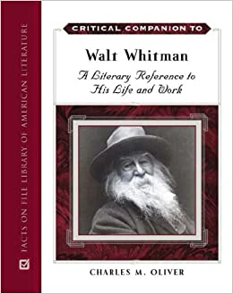 a look at the literary works of walter whitman Communities of death: walt whitman this culture and its literary work communities of death: walt whitman.