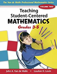 Teaching Student-Centered Mathematics: Grades 3-5 Volume 2(Teaching Student-Centered Mathematics Series)