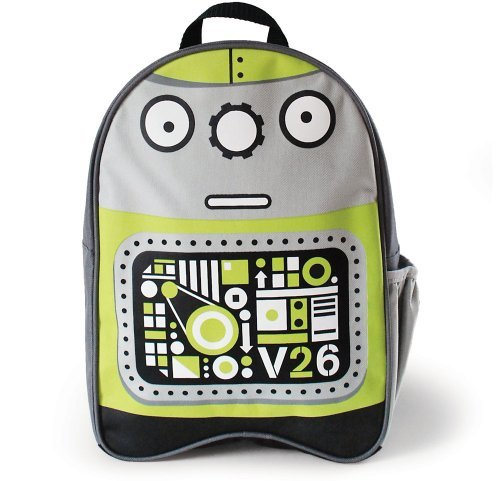 Stuf Friends - Kid Backpack - 'Robot' - 1