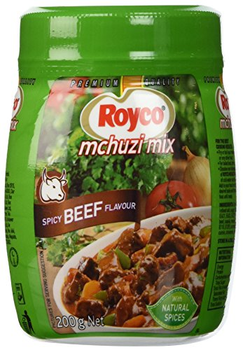 Royco Mchuzi Mix Beef Flavor 200g Premium Product From Kenya (Royco Mchuzi Mix compare prices)