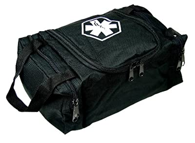 Dixie EMS Dixigear Empty First Responder II Bag, Tactical Black by Dixie Ems