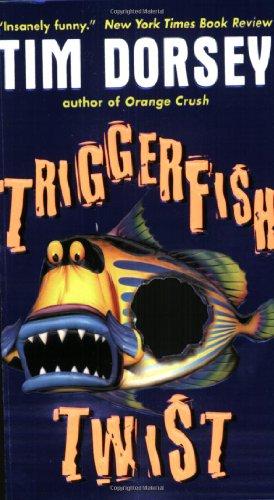 Triggerfish Twist (Serge Storms) by Tim Dorsey, Mr. Media Interviews