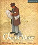 img - for Out of Many: A History of the American People, Brief Edition, Combined Volume (6th Edition) book / textbook / text book