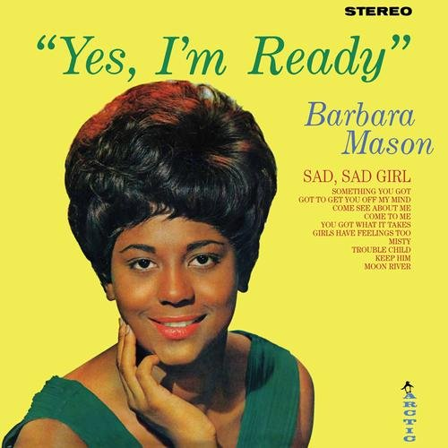 Barbara Mason - Yes, I