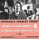 Int�grale Charles Trenet Vol.4 - Que reste-t'il de nos amours ? (1941-1943)
