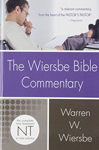 Wiersbe Bible Commentary NT (Wiersbe Bible Commentaries)