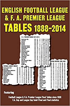 English football league and f a premier league tables for Epl league table 98 99