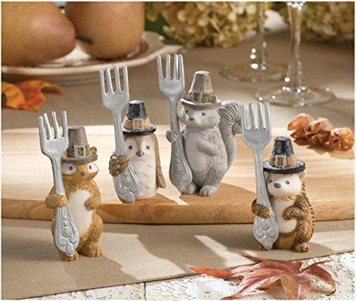 Grasslands Road Mini Critter Figurine Memo / Photo Holder (Owl) (Animal Picture Holders compare prices)