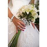 Tarjetas de boda con Cristales de Swarovski®