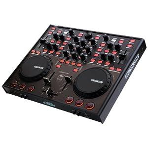 "Reloop ""Digital Jockey 2"" Digital DJ-Controller Software Interface Edition"
