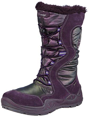 Primigi SYRIA-E, Stivali da neve, gamba lunga, imbottitura calda Ragazza, Viola (Violett (PRUGNA/VIOLA)), 27