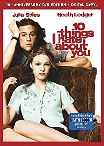 "Cover of ""10 Things I Hate About You [Reg..."