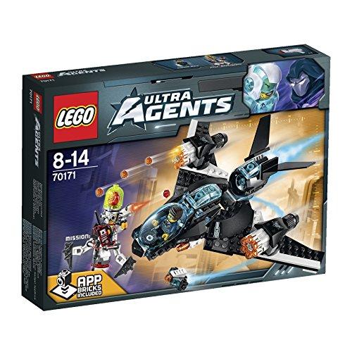 Lego 70171 - Ultra Agents Ultraschall-Showdown