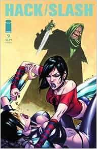 Hack Slash #9 Cover A: Daniel Leister: Amazon.com: Books
