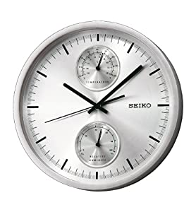 Seiko Modern Wall Clocks Qxa525s Kitchen Dining