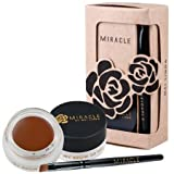 Mei Linda Miracle My Brow 3D Gel No.02 Black Brow