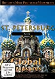 Global Treasures St. Petersburg Russia (NTSC) [DVD]