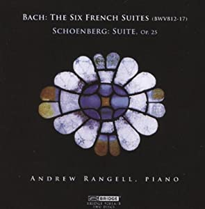 Andrew Rangell Plays Bach & Sc