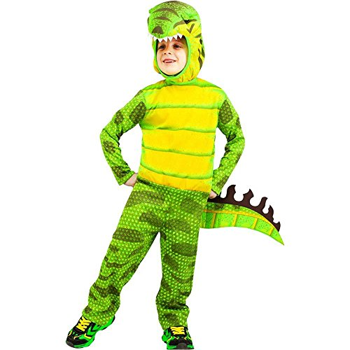 T-Rex Dinosaur Toddler Costume - 24 Months-2T back-1080126