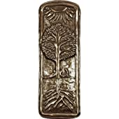 The Family Tree Celtic Symbol Irish Bronze Plaque