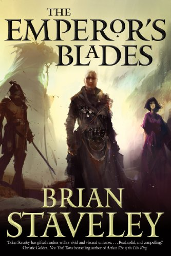 The Emperor's Blades cover