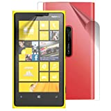 Nokia LUMIA 920 PUREVIEW XtremeGUARD FULL BODY Screen Protector Front+Back (Ultra CLEAR)