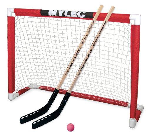 Filet et bâtons de Hockey!