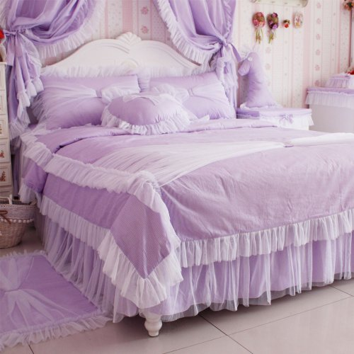 Lace Bedding Sets 1762 front