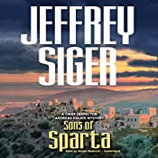 Sons of Sparta: Chief Inspector Andreas Kaldis Mystery, Book 6 | Jeffrey Siger