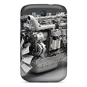 Amazon.com: Shock-dirt Proof Clean Scania Engine Case Cover For Galaxy