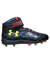 Under Armour Men's Team Run N Gun MC Com Football Cleat