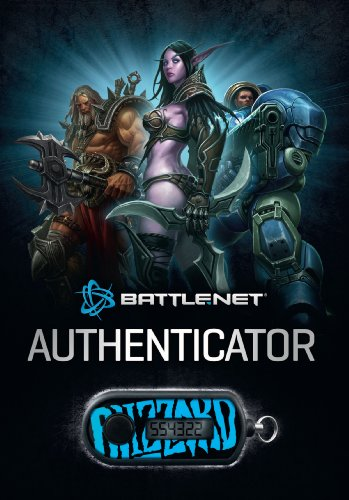 gadget geek - battle.net authenticator