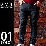 (エーブイエイチ) AVH Black Label メンズ デニムパンツ (6247)