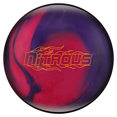 Columbia 300 Nitrous Bowling Ball, Purple/Pink, 16 lb (Columbia Gear Bag compare prices)
