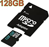 Tomaxx Micro SDHC Memory Card Compatible with Microsoft Lumia 535, HTC Desire 620, Huawei Honor 6, HTC One (M8) Eye, HTC Desire Eye, Samsung Galaxy S6, Panasonic Lumix Smart Camera CM1, Nokia Lumia 630