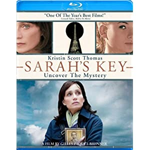Sarah's Key Movie on Blu-ray