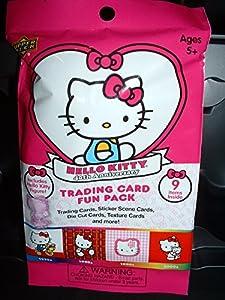 Hello Kitty's 40th Anniversary Trading Card Fun Packs