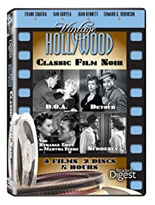 Vintage Hollywood: Classic Film