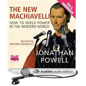 The New Machiavelli (Unabridged)