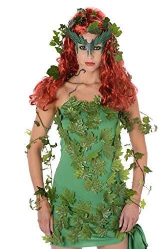 [Women's Ivy Vine Vixen Costume - Halloween (L)] (Poison Ivy Plus Size Costumes)