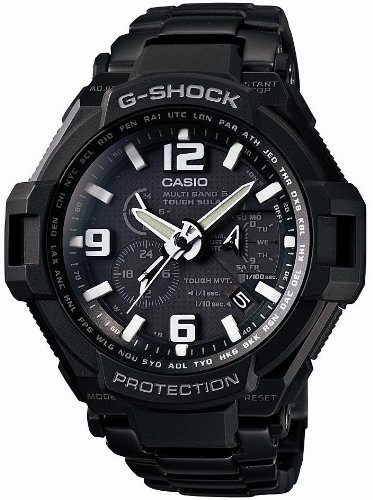 Casio G-Shock Sky Cockpit Tough Solar radio clock MULTIBAND 6 GW-4000D-1AJF Men's Watch Japan import