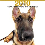 THE DOG ジャーマン・シェパード 2010年 カレンダー