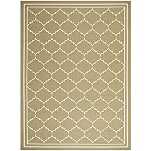 Amazon Safavieh Courtyard Collection CY6889 244 Green