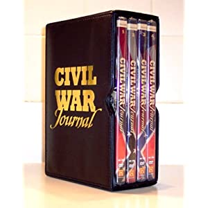 Civil War Journal Limited Collector's Edition 4-DVD Set movie