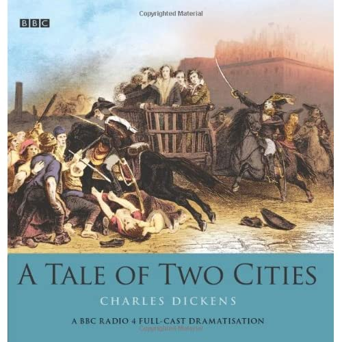 Charles Dickens - A Tale of Two Cities (Audiobook)