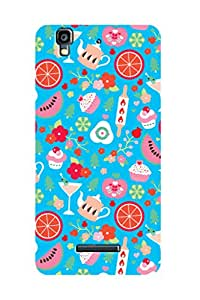 ZAPCASE PRINTED BACK COVER FOR MICROMAX YU YUREKA
